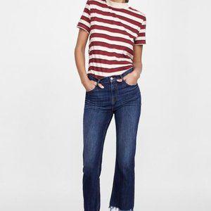 Zara Striped T-shirt size S